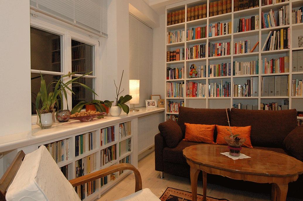 Atelier Adi Sachs Wohnzimmer
