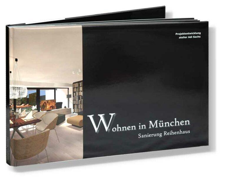 Bild Wohnbuch Einfamilienhaus im Wandel einer Renovierung