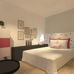 Bild Lady-Singlesuite Schlafbereich. Design atelier Adi Sachs